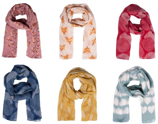 Scarf - tying - scarves - ilovecarousel - carousel - Vintage -Retro