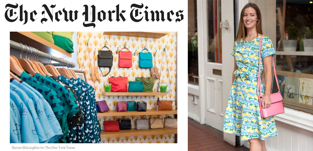 Carousel summer 5 places to shop in Dublin New york Times article